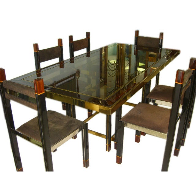 italian dining room set at 1stdibs