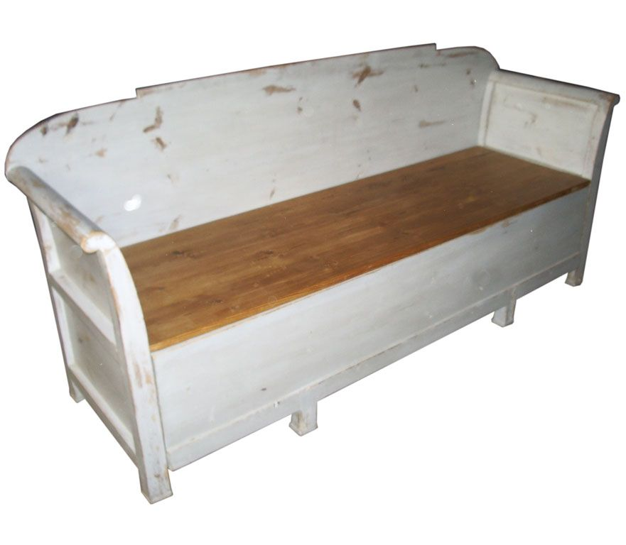 Swedish bench daybed at 1stdibs Daybed bench