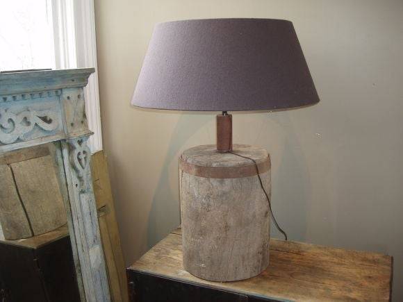 Driftwood Lamp In Excellent Condition For Sale In New York, NY