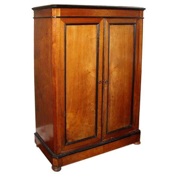 napoleon iii armoire at 1stdibs. Black Bedroom Furniture Sets. Home Design Ideas