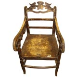 Decorative Pull Up Chair