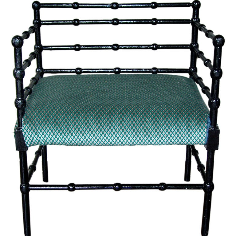 Napoleon III Spool Chair at 1stdibs