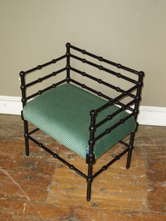 Napoleon III Spool Chair at 1stdibs