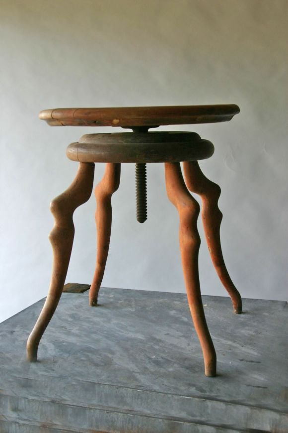 Unique Piano Stool At 1stdibs