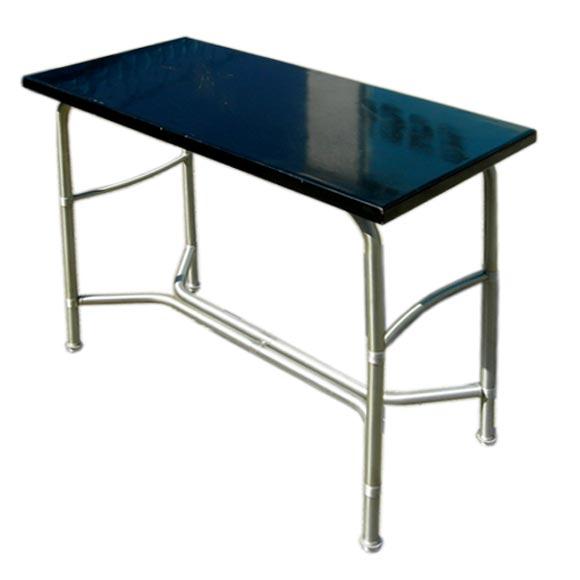 Warren mcarthur art deco console table at stdibs