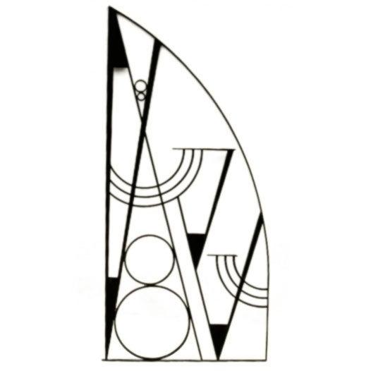 art deco hammered iron screen 1 art deco furniture lines