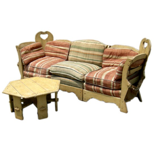 Monterey Style Furniture For Sale