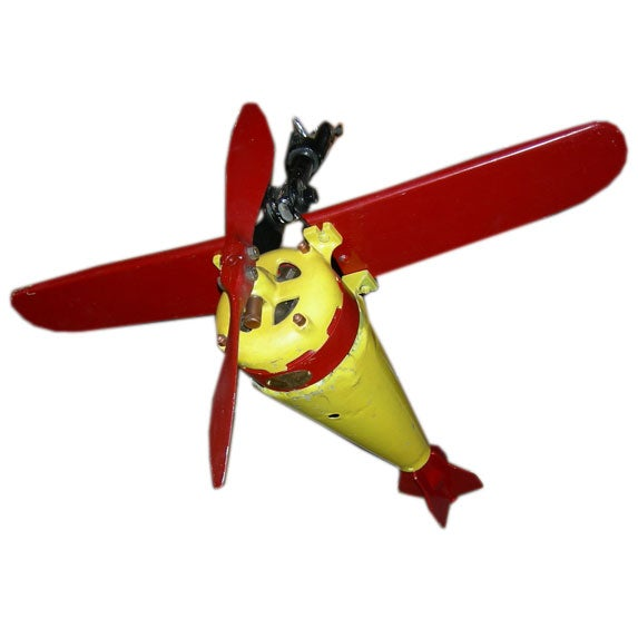 Airplane Ceiling Fan At 1stdibs