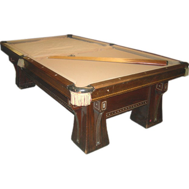 Brunswick Arcade Pool Table 1