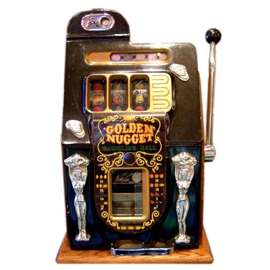 Eddie Albert 39 S 25 Cent Slot Machine At 1stdibs