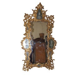 Spectacular Grand Size18th Century Venetian Mirror