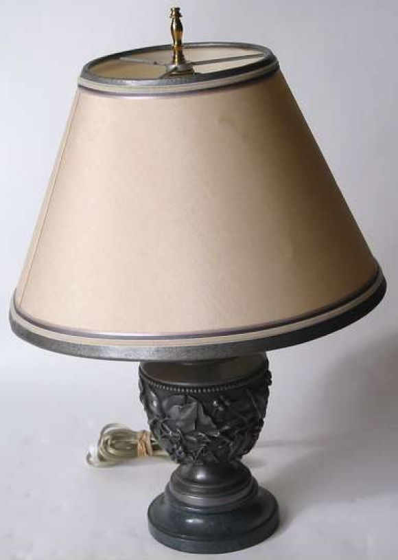 Matt Shields Grapevine Lamp Reproduction At 1stdibs