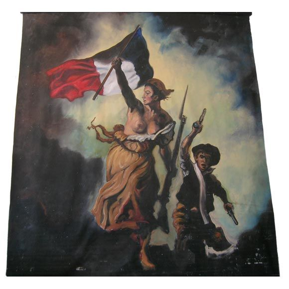 French Revolution Painting At 1stdibs