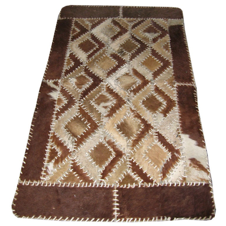 Pony Hide Rug For