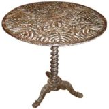 Cast iron Conservatory Table