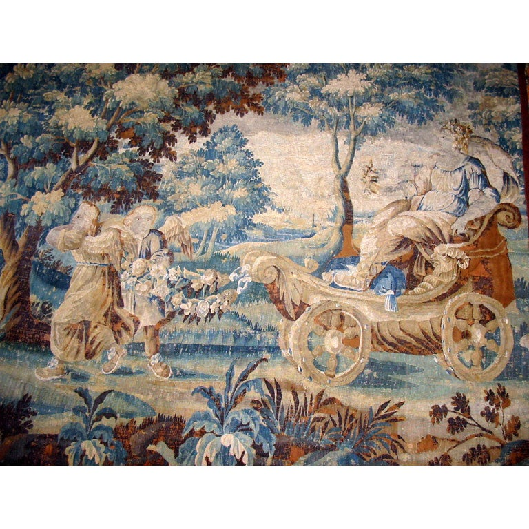 18th Century French Tapestry 1