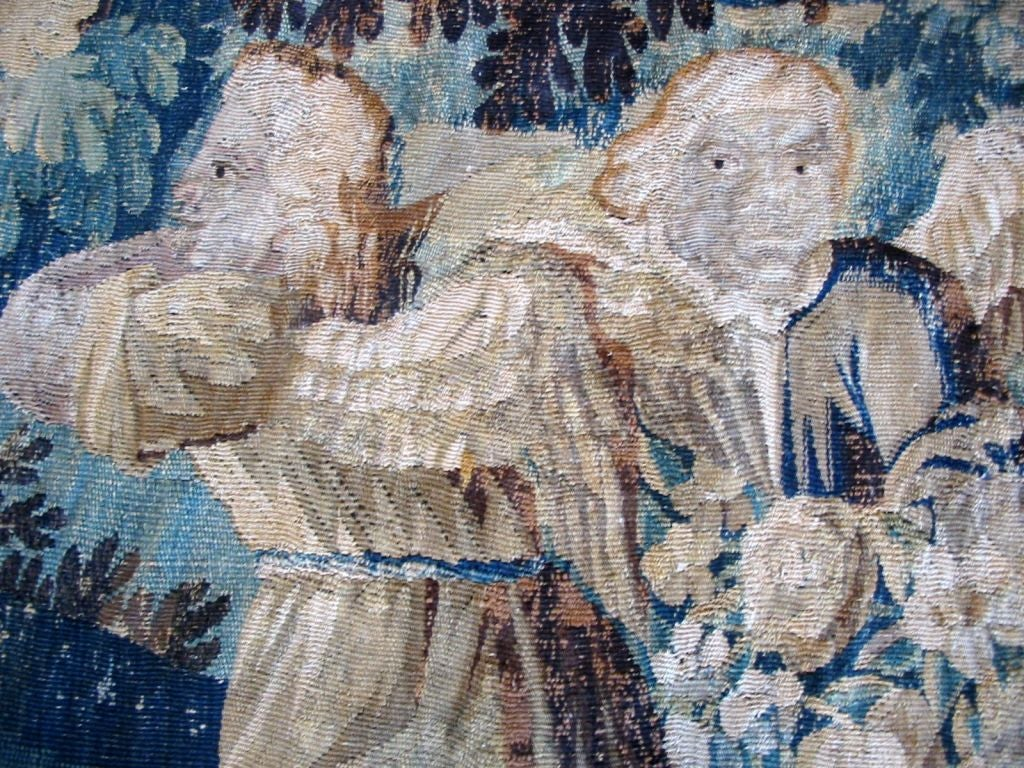 18th Century French Tapestry 4
