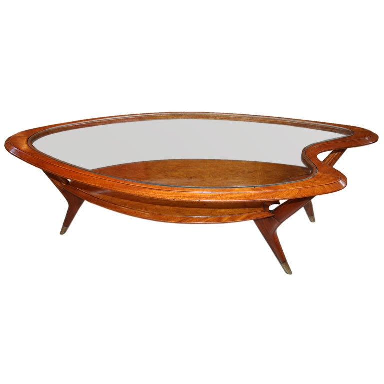 60 39 S Painter 39 S Palette Coffee Table
