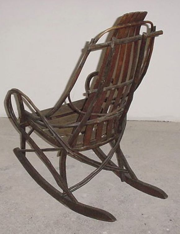 This Adirondack TWIG Rocker is no longer available.