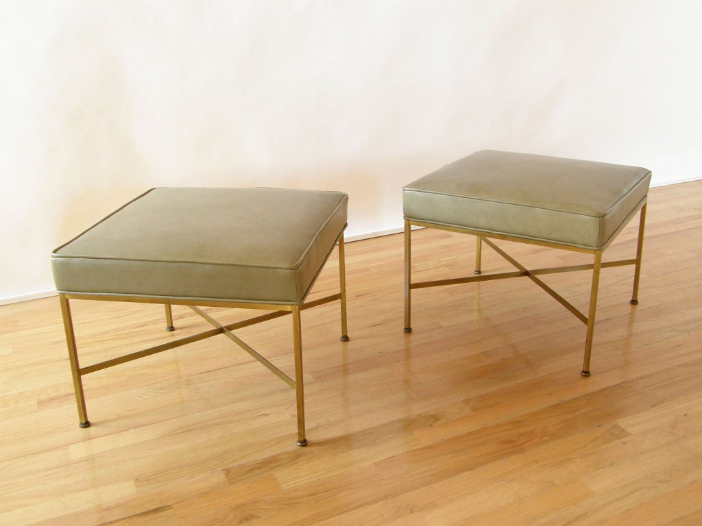Paul Mccobb Stools At 1stdibs