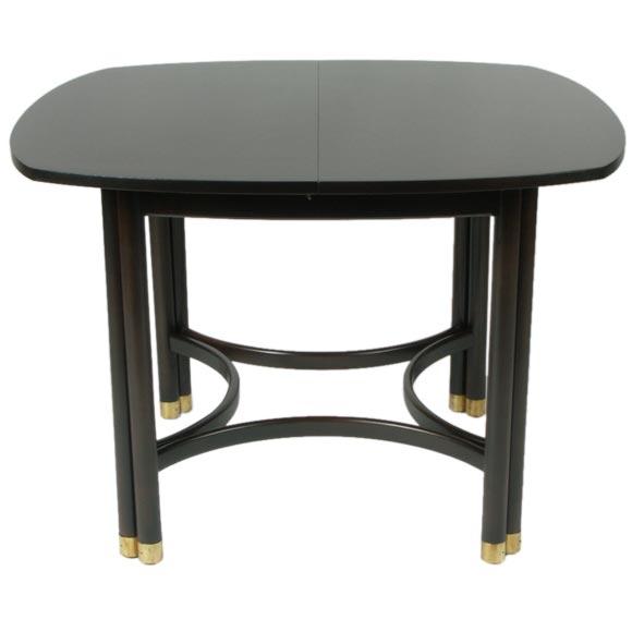 Henredon 1950s mahogany dining table at 1stdibs : t1324 from www.1stdibs.com size 580 x 580 jpeg 18kB