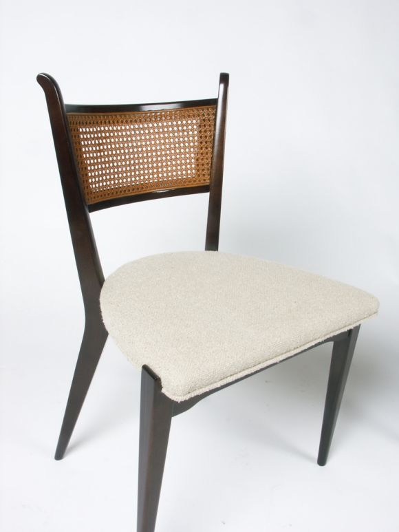 Set Of 6 Swedish Dining Chairs Designed By Edmund Spence