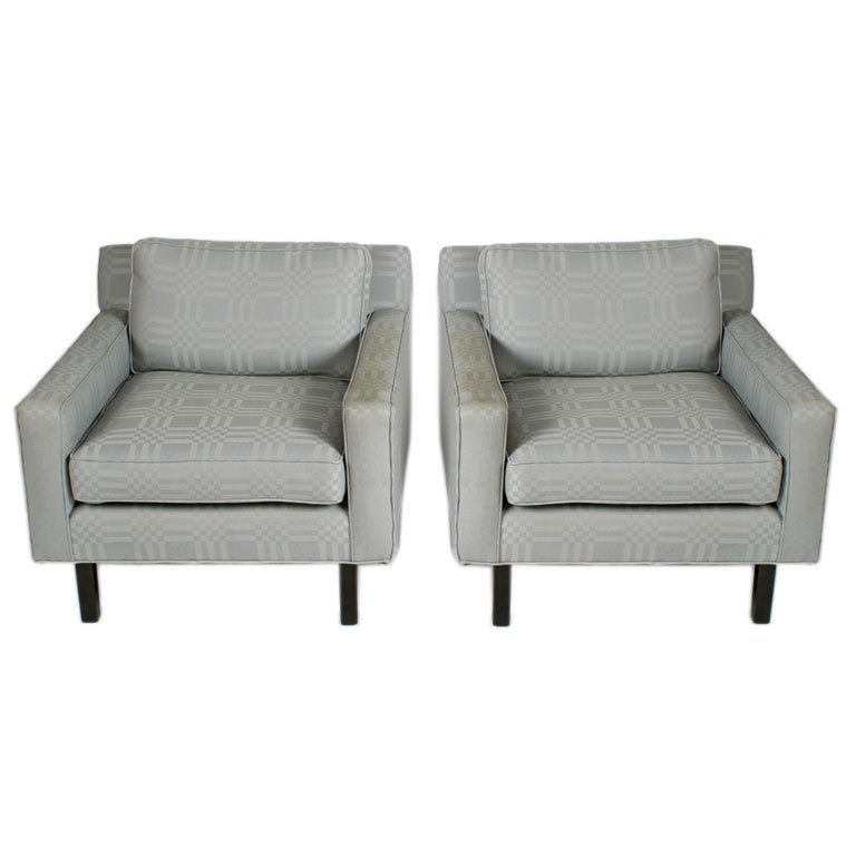 1960s Club Chairs