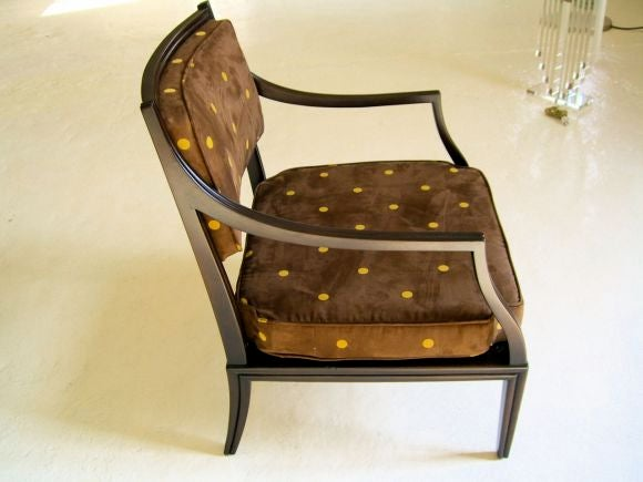 Edward Wormley for Dunbar Armchair In Excellent Condition For Sale In St. Louis, MO