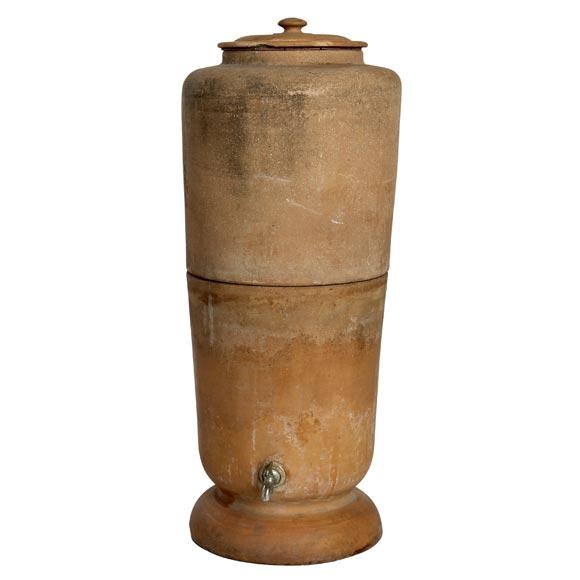 Terra Cotta Water Filter and Dispenser