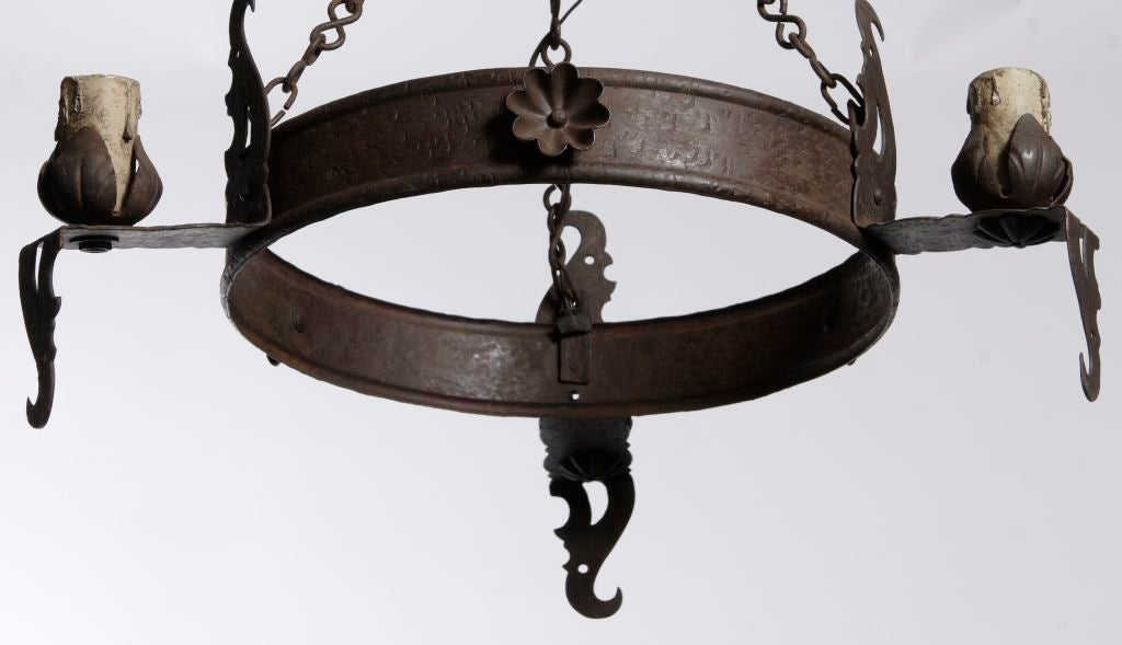this wrought iron light fixture is no longer available. Black Bedroom Furniture Sets. Home Design Ideas