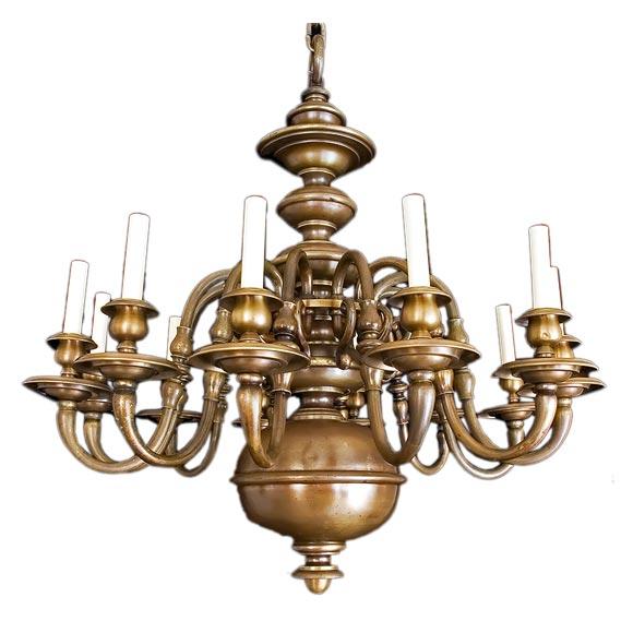 Williamsburg chandelier at 1stdibs for Williamsburg style lighting