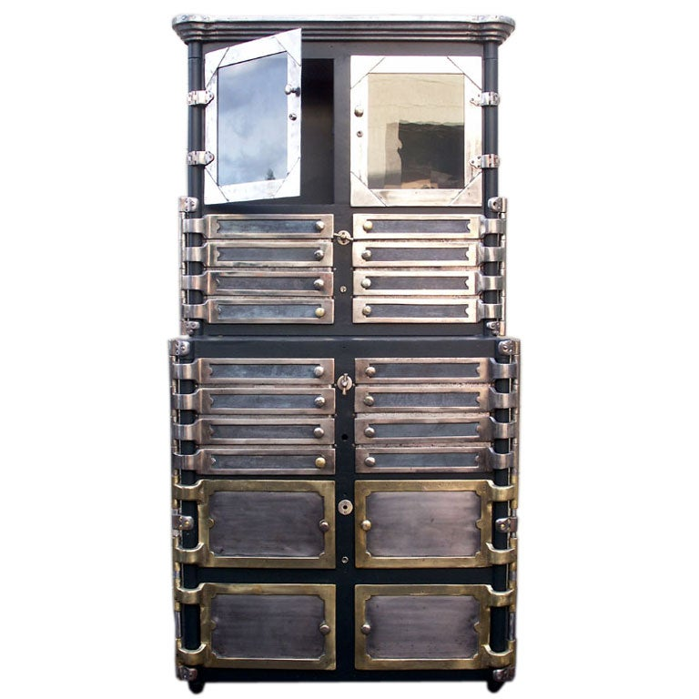 Industrial Dental Cabinet