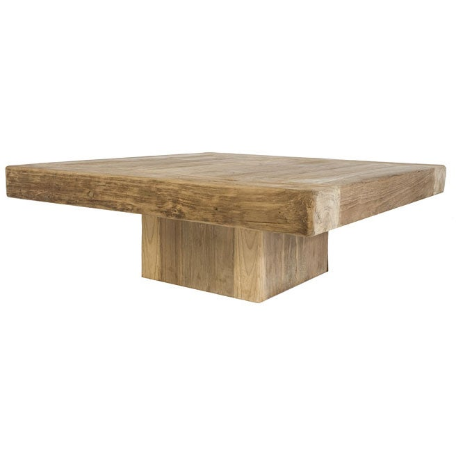 Rustic Contemporary Coffee Table At 1stdibs