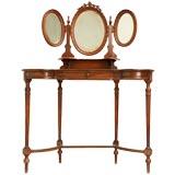 Louis XVI Style Dressing Table
