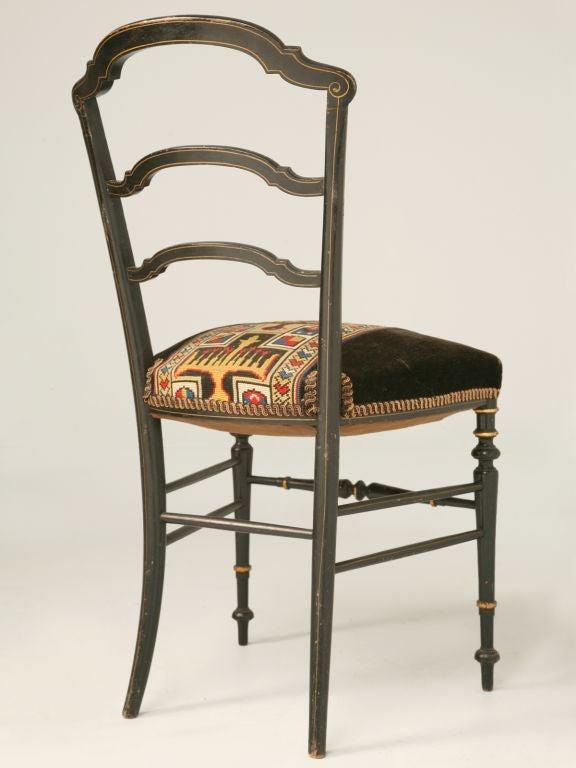 c 1860 Napoleon III Parlor Chair at 1stdibs