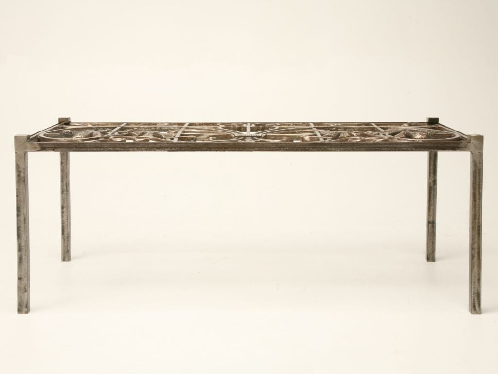 Art Nouveau Inspired Coffee Table At 1stdibs