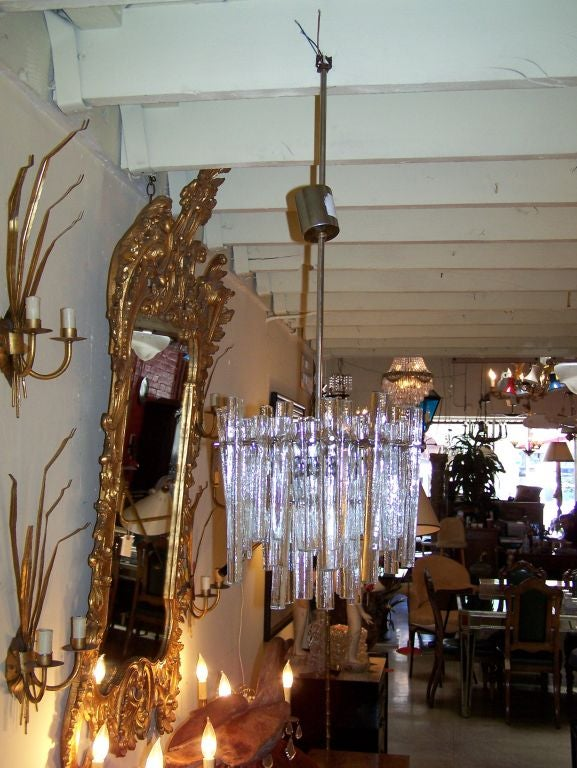 Kalmar Chandelier In Good Condition For Sale In Cathedral City, CA