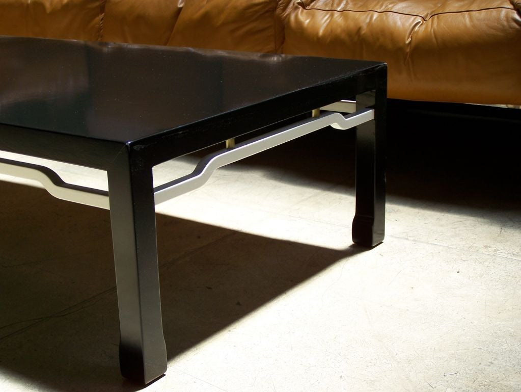 Asian Style Coffee Table For Sale At 1stdibs