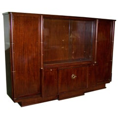 "French Mahogany ""Bibliotecque"" by Dominique"