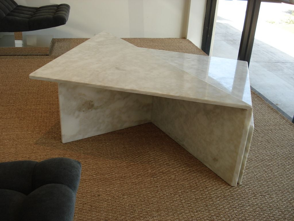Modular Marble Coffee Table At 1stdibs