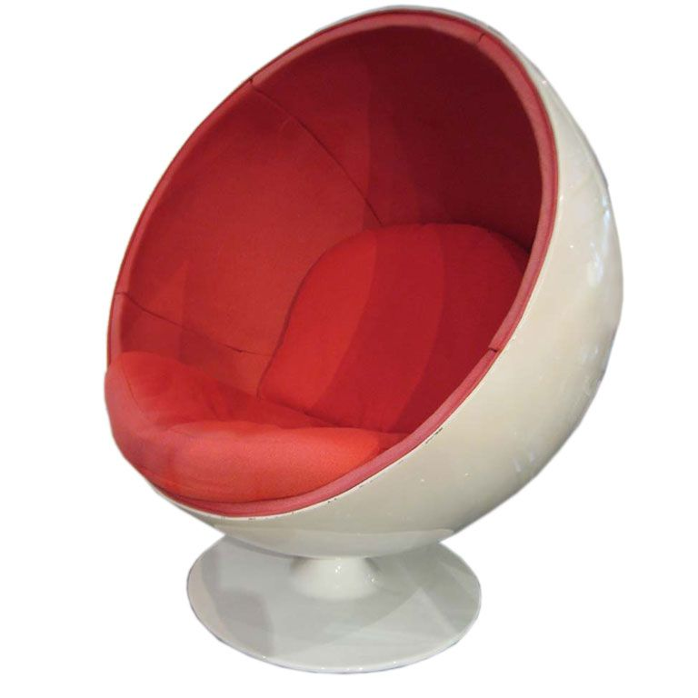Vintage Aarnio Ball Chair At 1stdibs