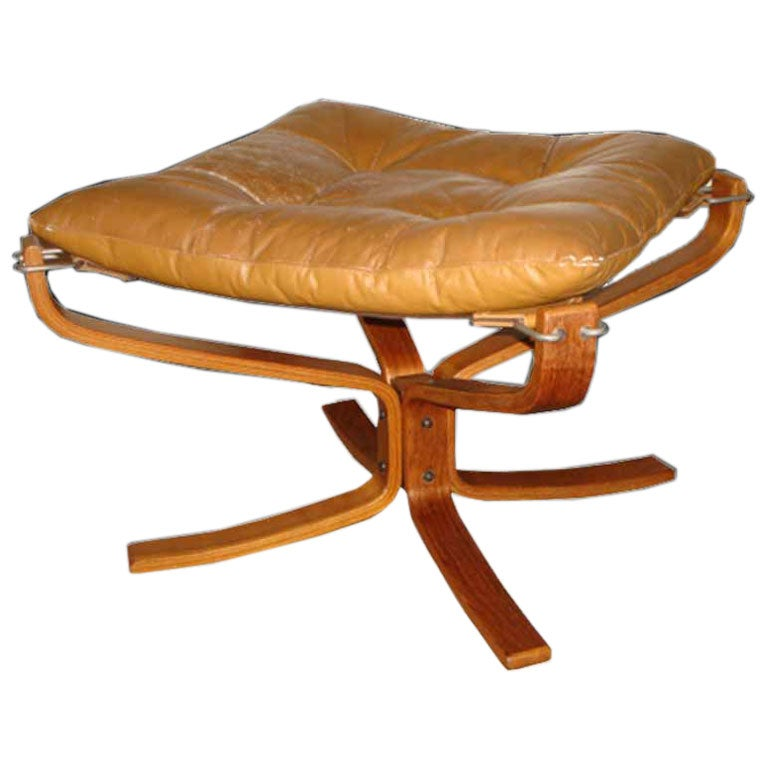 60 S Teak Quot Falcon Quot Sling Stool By Russell At 1stdibs
