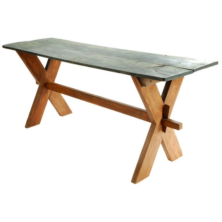 Farm table from alsace at 1stdibs - L alsace a table ...