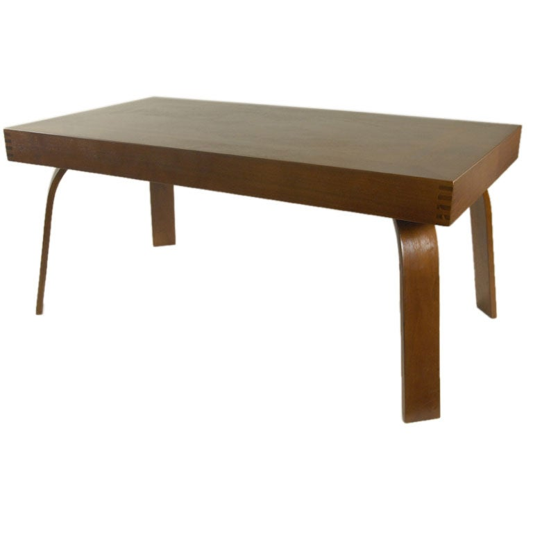Bentwood Coffee Table At 1stdibs