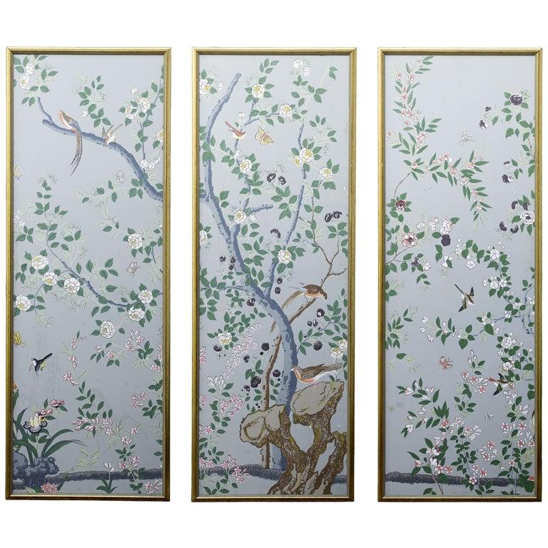 wallpaper for white bedroom furniture
