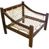 A Jean Gillon Web Armchair