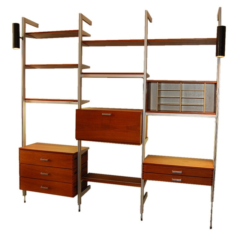George Nelson CSS Comprehensive Storage System at 1stdibs