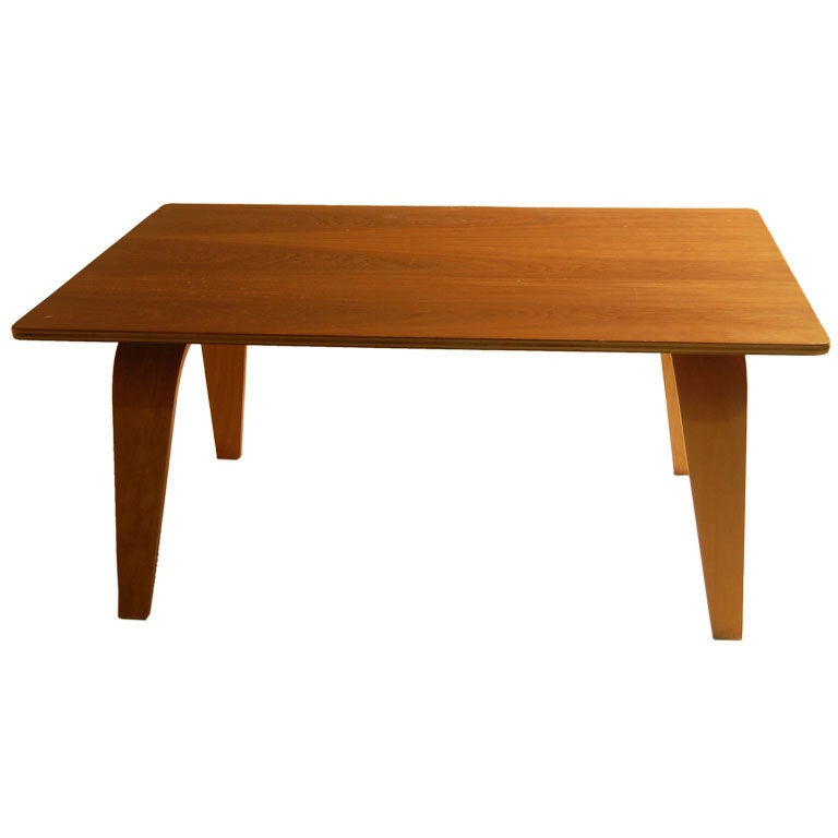 Charles eames otw coffee table at 1stdibs for Table ronde charles eames