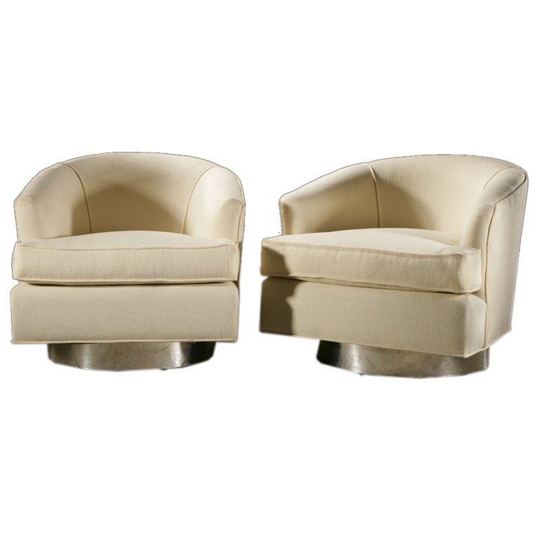 beautiful swivel club chairs | l2628_a.jpg