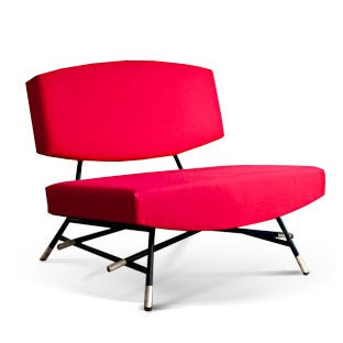 Ico and Luisa Parisi Lounge Chair, 1958
